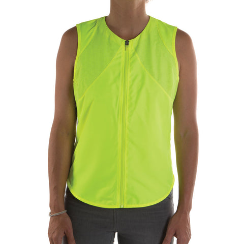 Visibility vest - Yellow