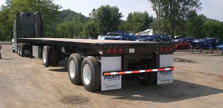 Toronto, ON - Edmonton, AB (48'/53' Flatbed with Tarps, up to 46000 lbs)  QUOTE XP1007642