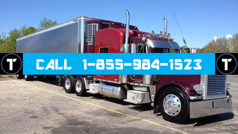 Etobicoke, ON - Cambridge, ON  (53' Reefer Full Truckload Tandem axle Trailer Service) QUOTE TU71093