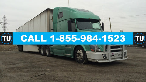 Pointe-aux-Trembles, QC - Halifax, NS  (LTL - 8 linear feet of 53' dry van trailer, dock-to-dock service, no touch to driver)  QUOTE TU71285