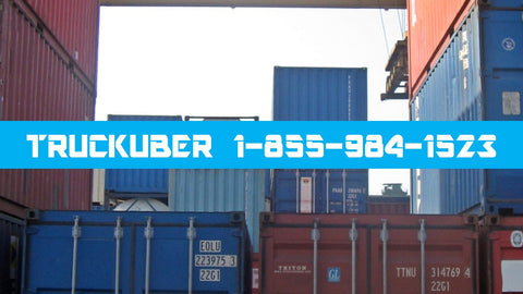 Brampton, ON - Mississauga, ON (20' Standard Import ocean container drayage service on our chassis with empty return)