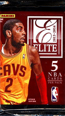 2013-14 Panini Elite Basketball Hobby Pack