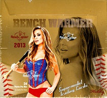 2013 Benchwarmers Hobby Pack