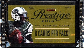 2013 Panini Prestige Football Hobby Pack