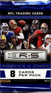 2013 Panini Rookie & Stars Football Hobby Pack
