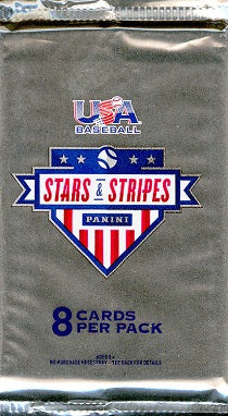 2017 Panini Stars & Stripes Baseball Pack