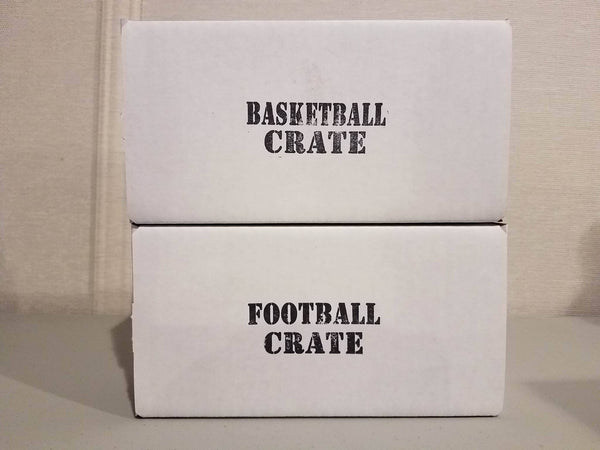 Combo Crate (Comes with 2 Crates)