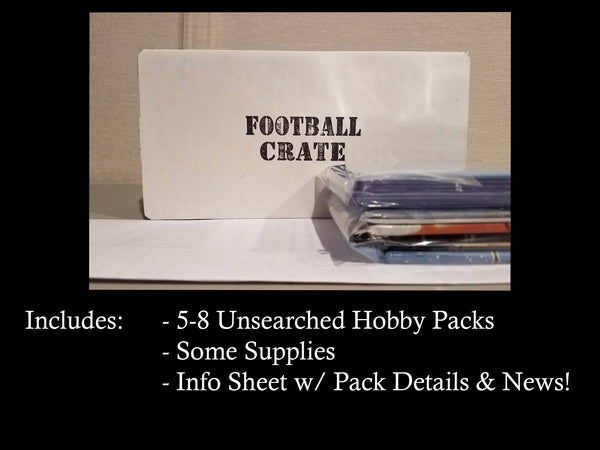 Football Crate 3-Month Subscription