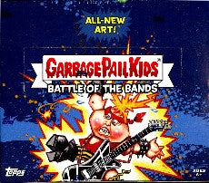 Garbage Pail Kids: Battle of the Bands Hobby Pack