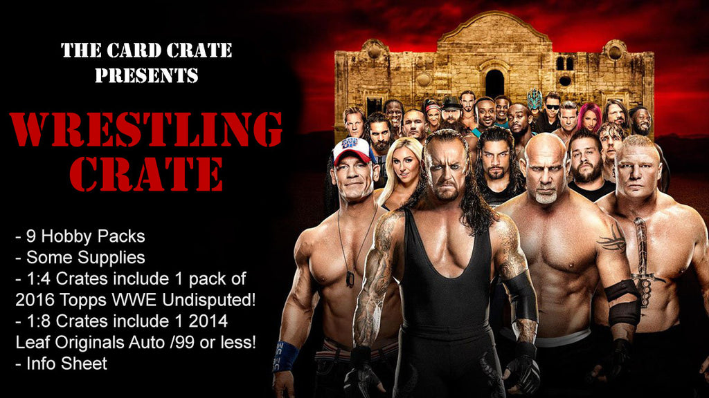 Wrestling Crate (Limited)