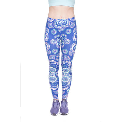 Ombre Printing Tights