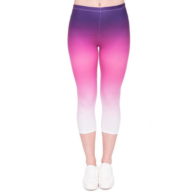 Capri Gradient Leggings
