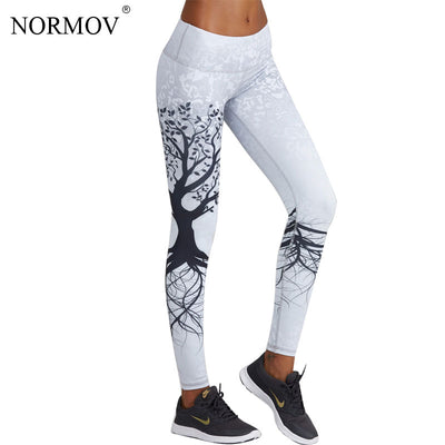NORMOV Printed Leggings