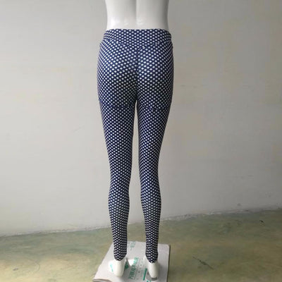 Dotted Skinny Leggings