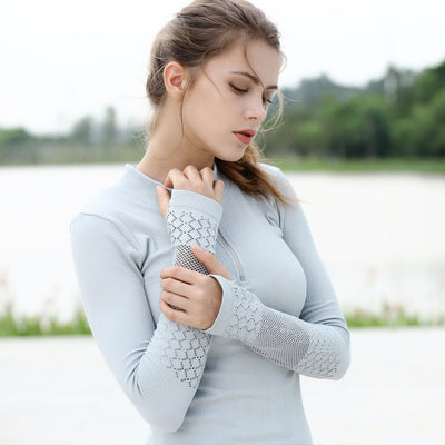 Gym Compression Long Sleeve