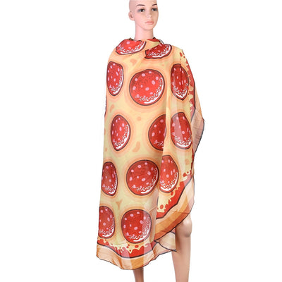 Gigantic Pizza Towel