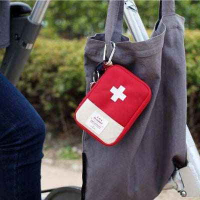 Outdoor First Aid Emergency Bag