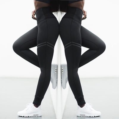 King Kong Stretch Leggings
