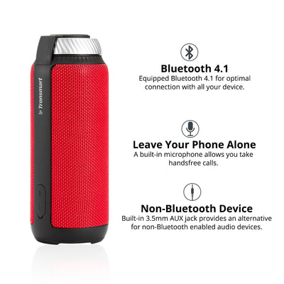 Bluetooth Column Portable Speaker