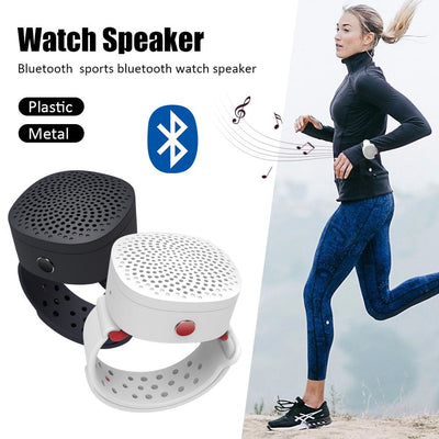 Wireless Removable Wristband Speaker