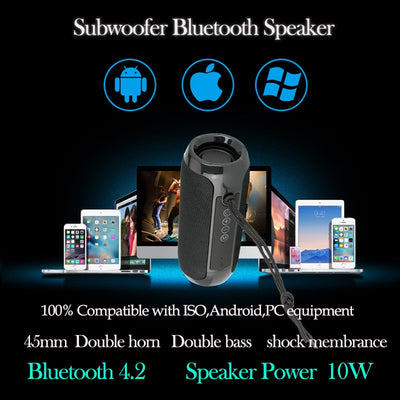 Outdoor Subwoofer Bass Speakers