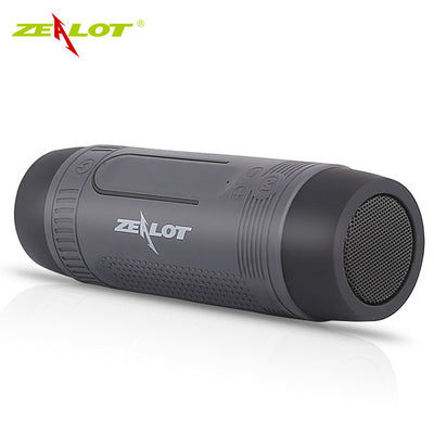 Column Bluetooth Waterproof Speaker