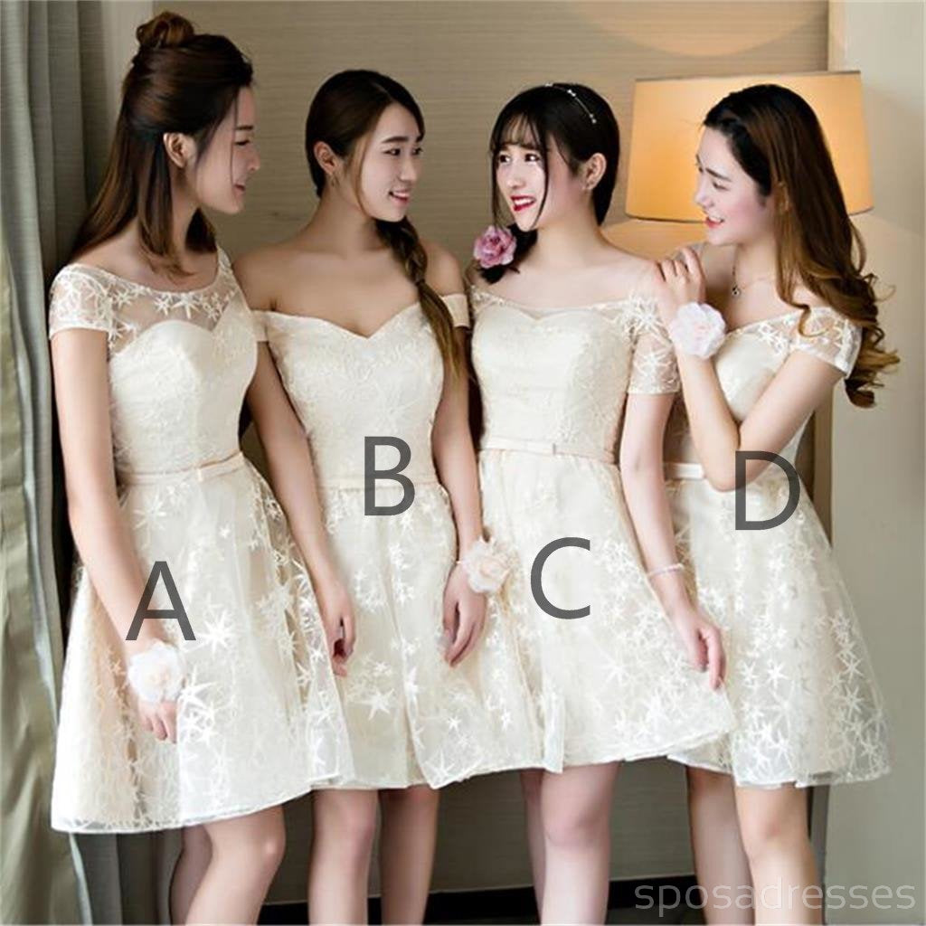 Mismatched lace tulle long bridesmaid dresses cheap custom long mismatched lace short bridesmaid dresses cheap custom long bridesmaid dresses affordable bridesmaid gowns ombrellifo Image collections