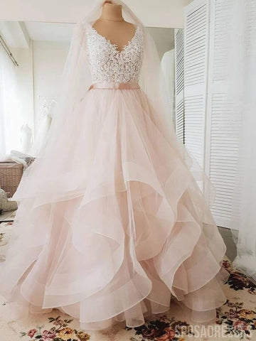 products/Vneckruffleschampagneweddingdress.jpg