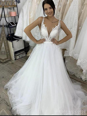 products/lacestrapsA-lineWeddingDress.jpg