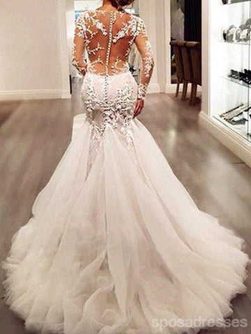 dd9bbca9af70 Glamorous Collection of Mermaid Wedding Dresses | SposaDresses