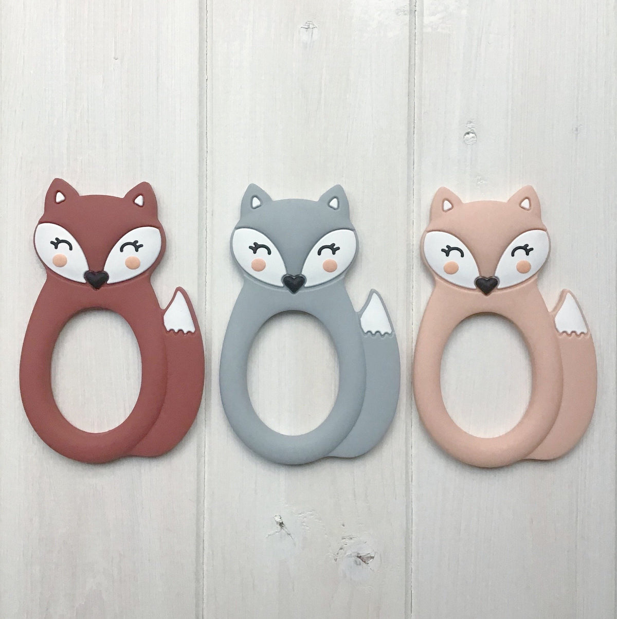 Fox Teething Accessory