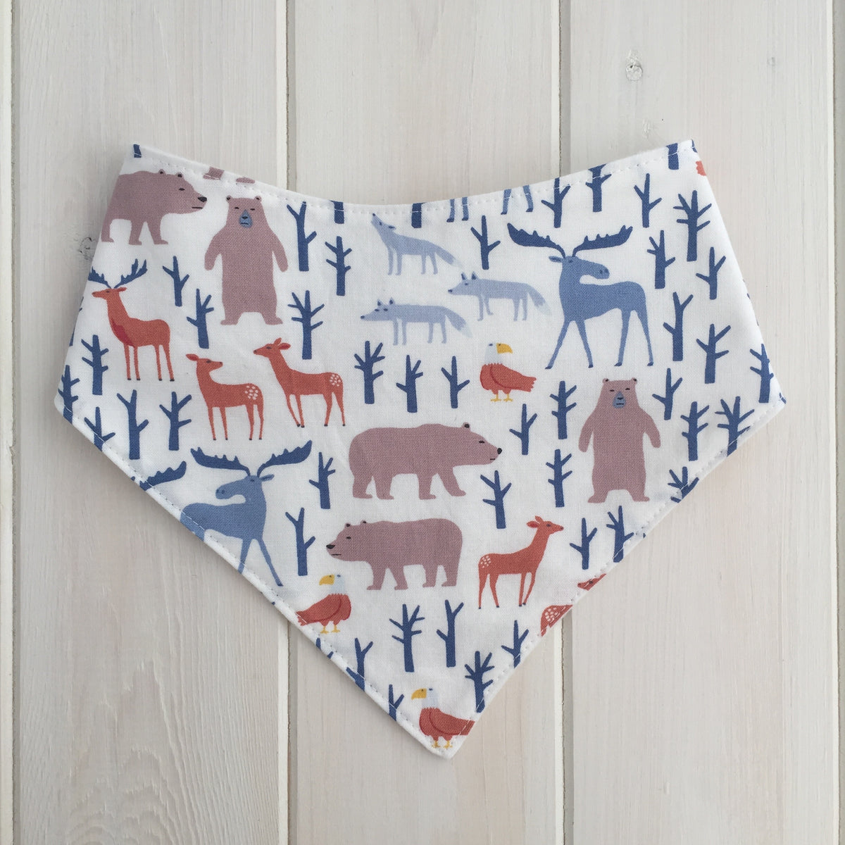 The Great Wilderness Bandana Bib