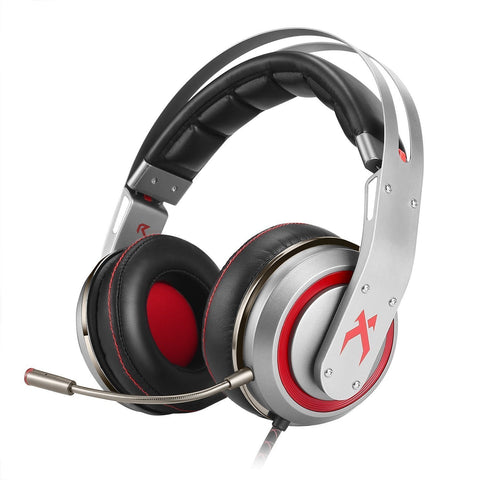 Gaming Headset XIBERIA T19 71 Virtual Surround Sound Over Ear Headphones With Detachable Microphone Noise