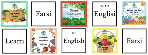 The difference between translation and transliteration with englisi farsi bilingual book series stopboris Images