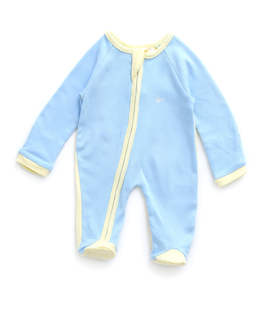 Color Palette - Sleeper Onesie