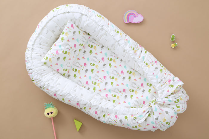 Dino Party - Baby Lounger