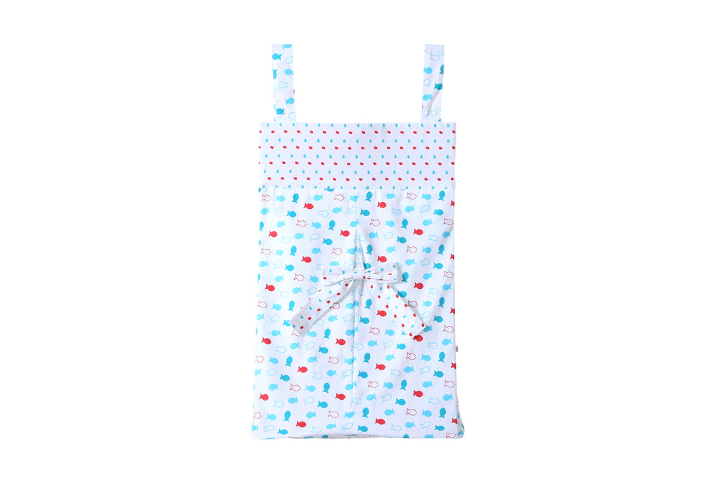 Fishy Pop - Diaper Stacker