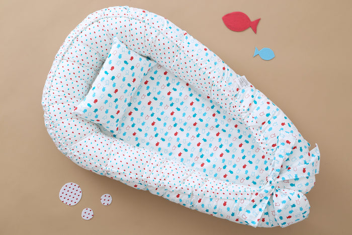 Fishy Pop - Baby Lounger