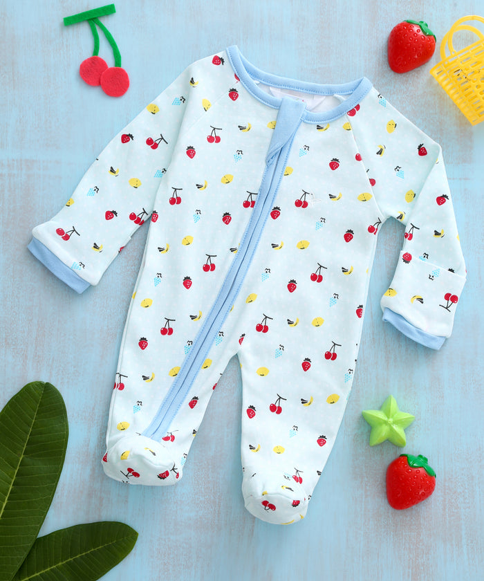 Fruit Punch - Sleeper Onesie