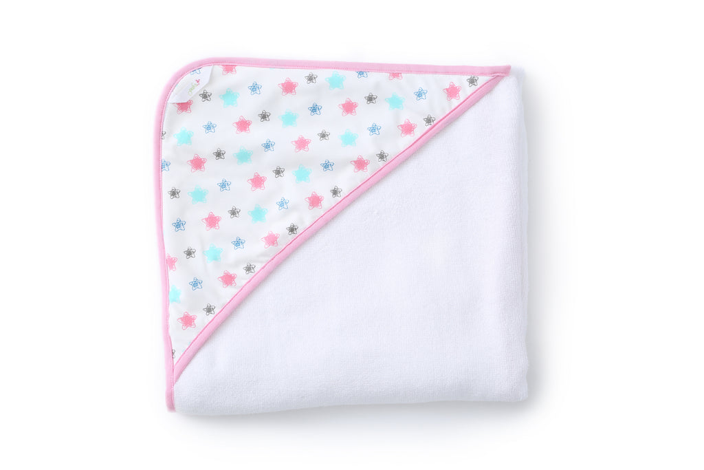 Starry Day - Hooded Towel