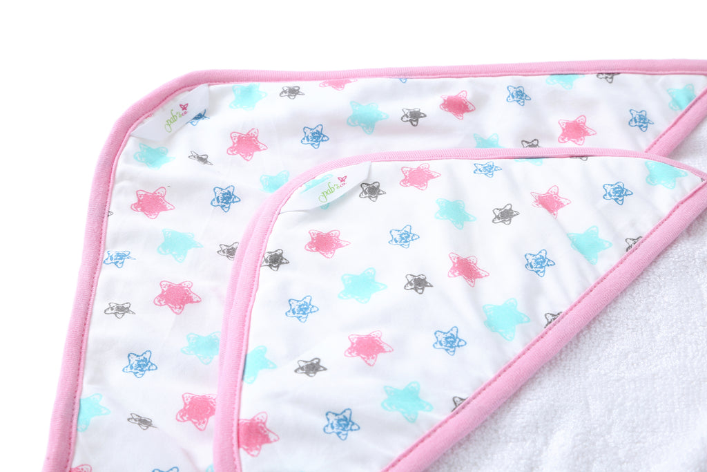 Starry Day - Baby Towel Set