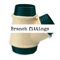 Branch fittings