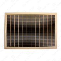 Return Air Grille - Floor mounted with Filter - 60cm x 40cm