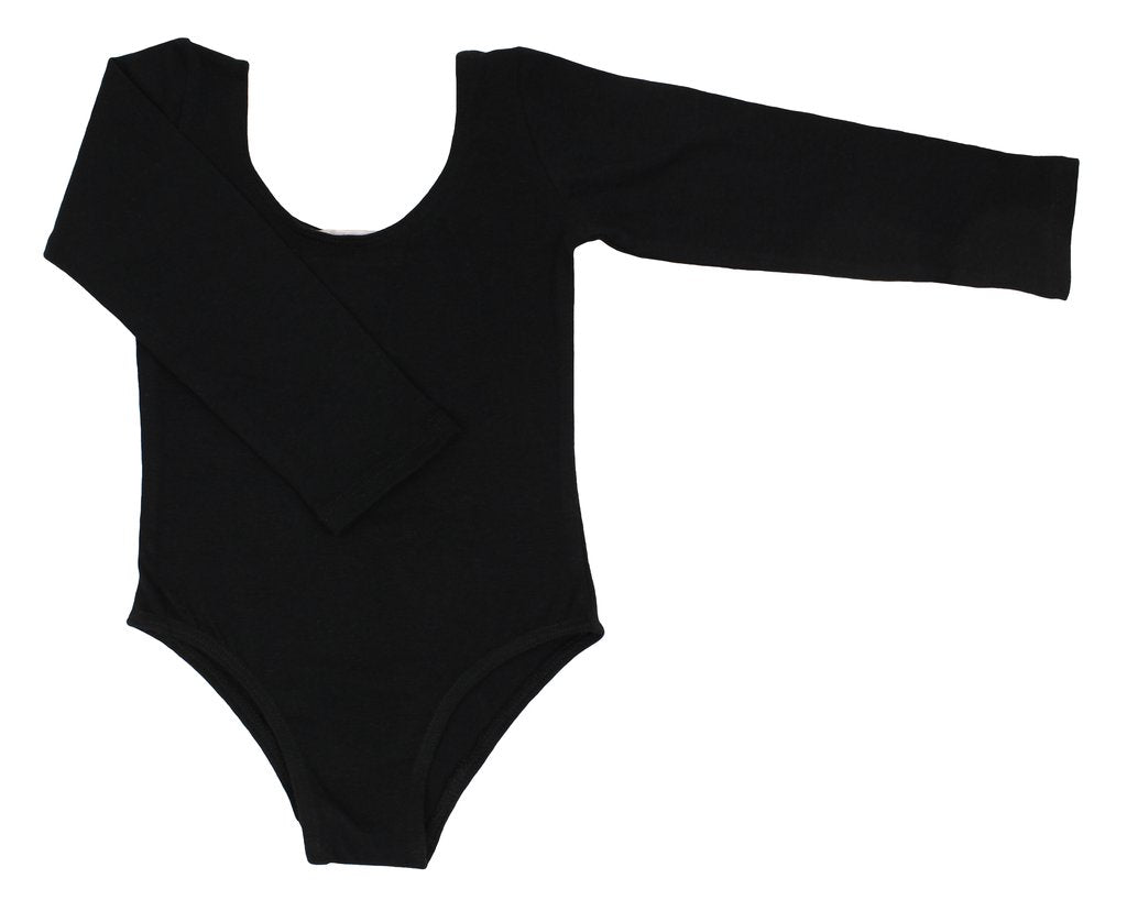 fa107b045c9f Popatu Long Sleeve Dance Leotard – Little Closets Boutique   Dancewear