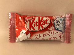 strawberry cheesecake japanese kitkat sajapansales