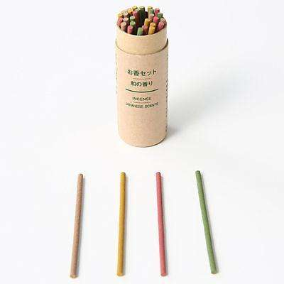 Muji Incense - Made In Japan by Muji - 6 choices of scent available