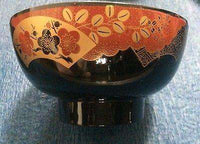 Japanese Miso Soup Cup / Bowl - Traditional Design - From Japan sajapansales