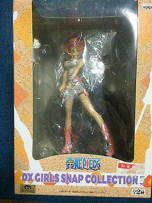 Nami Figure - One Piece Banpresto Dx Girls Snap Collection 3 - Japanese Anime Girl Japan