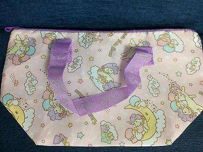 Little Twin Stars Cooler Bag - Sanrio Lunch Bag - Japanese Kawaii Anime