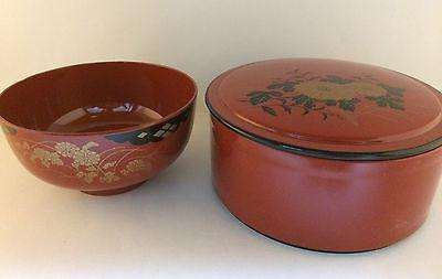 Japanese Miso Soup & Rice / Food Bowl Set - Authentic Japanese Bowls from Japan sajapansales